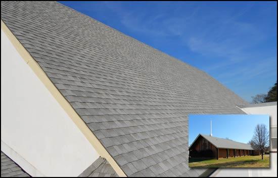 Virginia Commercial Roofing Contractors Roofing
